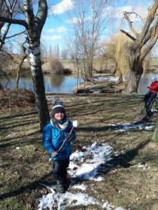 Březen u rybníka (8)