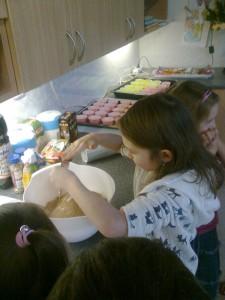pečení muffinu 3