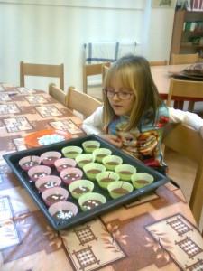 pečení muffinu 9