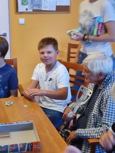 V.A - návštěva v Domově pro seniory (7)