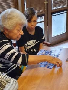 V.A - návštěva v Domově pro seniory (9)