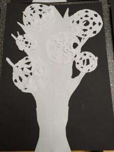 Zimní strom s vločkami (10)