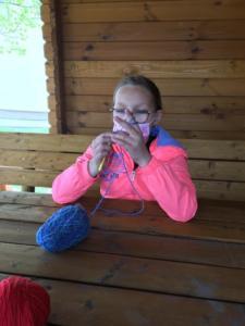 Strašidla 2021 - Učíme se háčkovat (15)