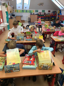 První školní den (2)