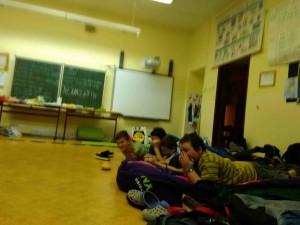 4.B - vánoční noc ve třídě (3)