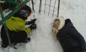 Delfíni, Lvíčata a Bubliny na sněhu (28)