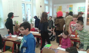 Mikulášská nadílka ve třídách (13)