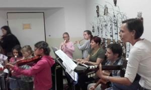 Společné vánoční zpívání (2)